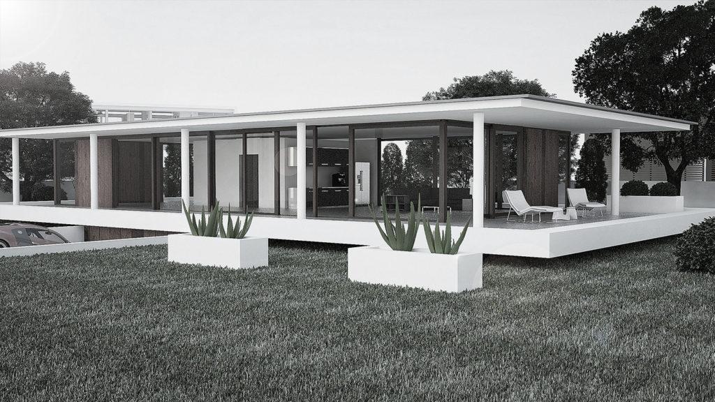Koncepcja domu jednorodzinnego