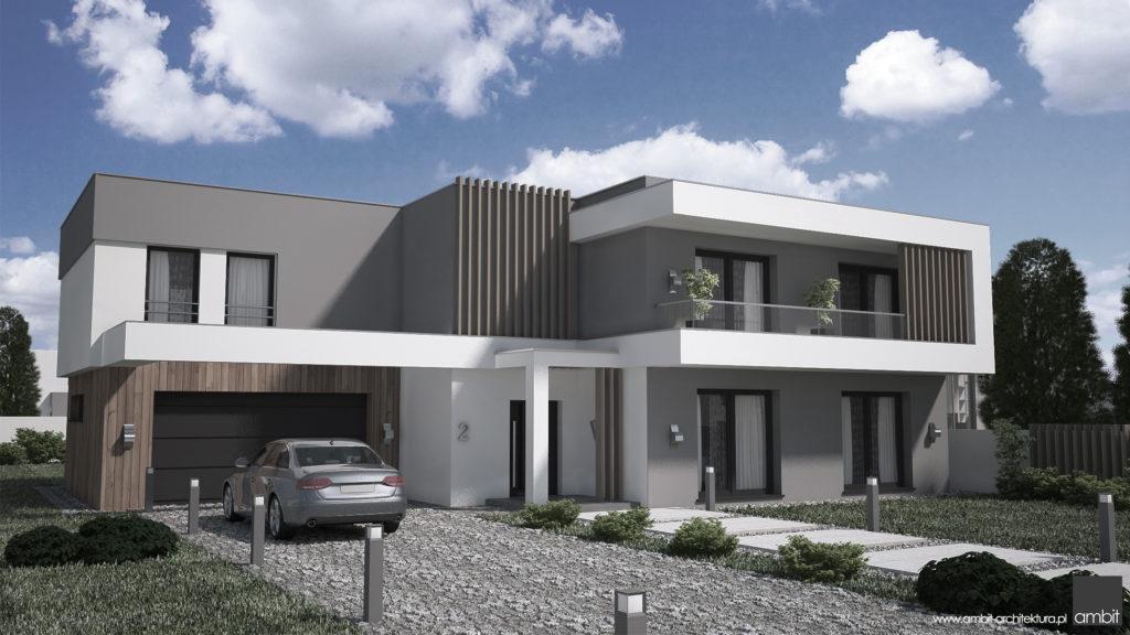 Przebudowa domu jednorodzinnego w Częstochowie